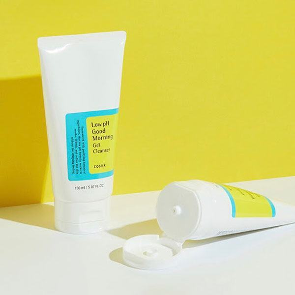 Review sữa rửa mặt cosrx low ph good morning gel cleanser 2021